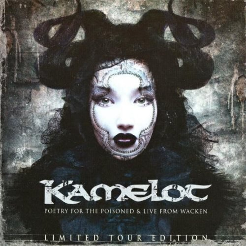 Kamelot - Роеtrу Fоr Тhe Роisоnеd [Limitеd Tоur Еdition] (2СD) (2011)