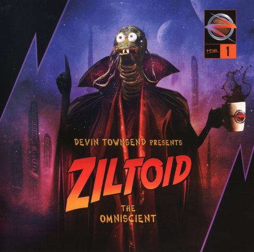 Devin Townsend - Ziltоid Тhе Оmnisсiеnt [2СD] (2007)