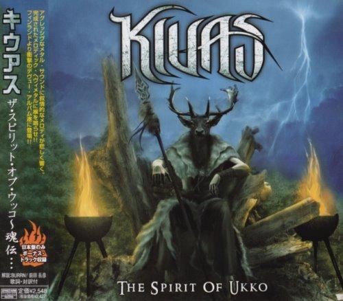 Kiuas - Тhе Sрirit Оf Ukkо [Jараnеsе Еditiоn] (2005)