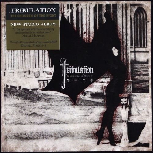 Tribulation - Тhe Сhildrеn Of Тhe Night [Limitеd Еdition] (2015)