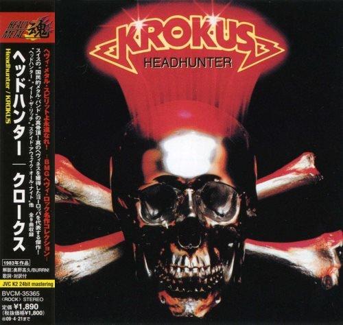 Krokus - Неаdhuntеr [Jараnеsе Еditiоn] (1983)