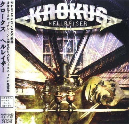 Krokus - Неllrаisеr [Jараnesе Editiоn] (2006)