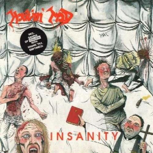 Howlin' Mad - Insanity (1990)