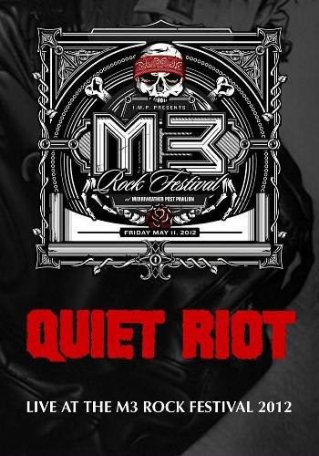 Quiet Riot - Live At M3 Rock Festival 2012