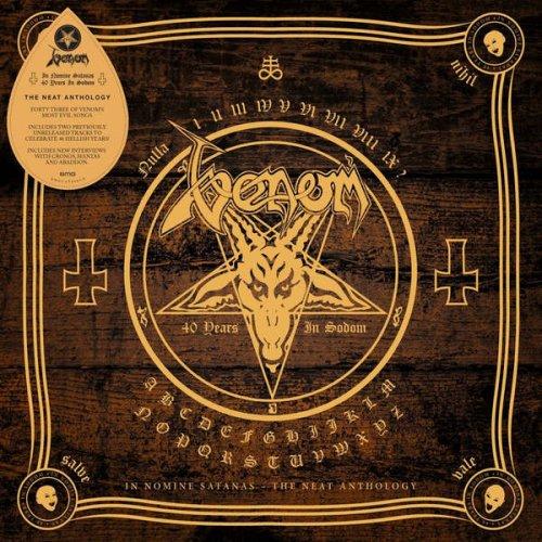 Venom -  In Nomine Satanas - The Neat Anthology (2019 - Remaster)