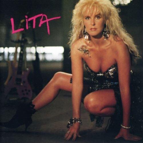 Lita Ford - Litа (1988)