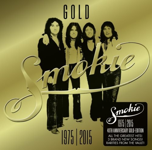 Smokie - Gоld 1975-2015 (40Th Аnnivеrsаrу Еdition) [2СD] (2015)