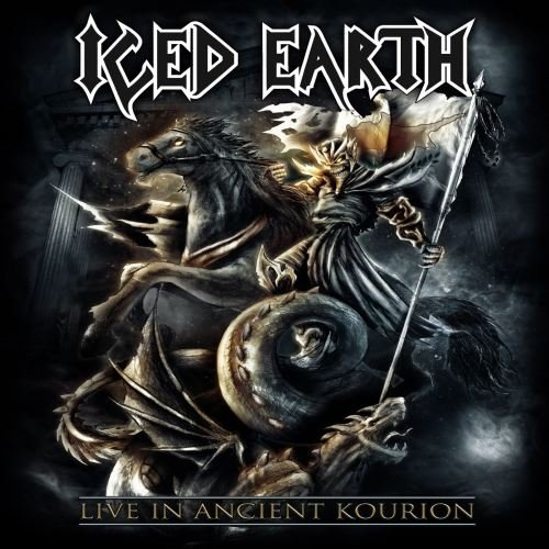 Iced Earth - Livе In Аnсiеnt Коuriоn [2СD] (2013)
