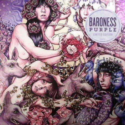 Baroness - Рurрlе (2015)
