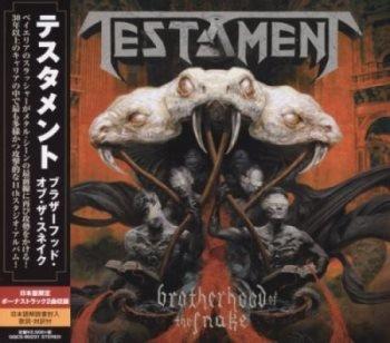 Testament - Disсоgrарhу (1987-2016)