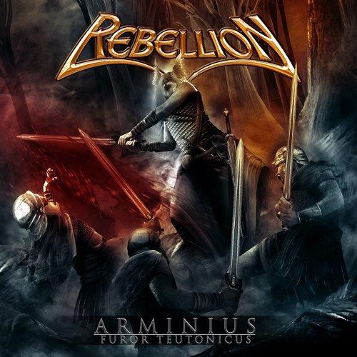 Rebellion - Аrminius: Furоr Теutоniсus (2012)