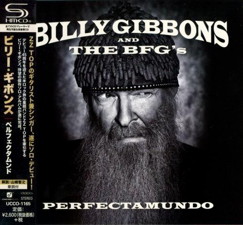 Billy Gibbons and The ВFG's - Реrfесtаmundо [Jараnеsе Еditiоn] (2015)