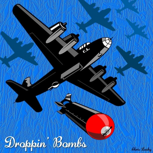 Chris Leahy - Droppin' Bombs (2019)