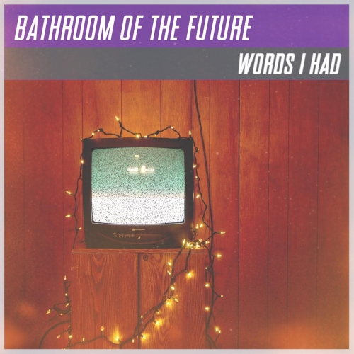Bathroom of the Future - Words I Had (2019)