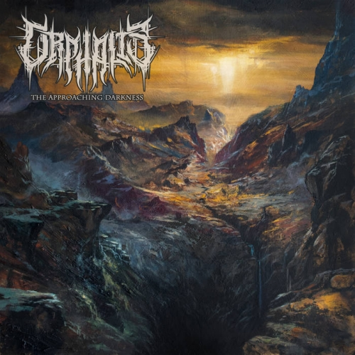Orphalis - The Approaching Darkness (2019)