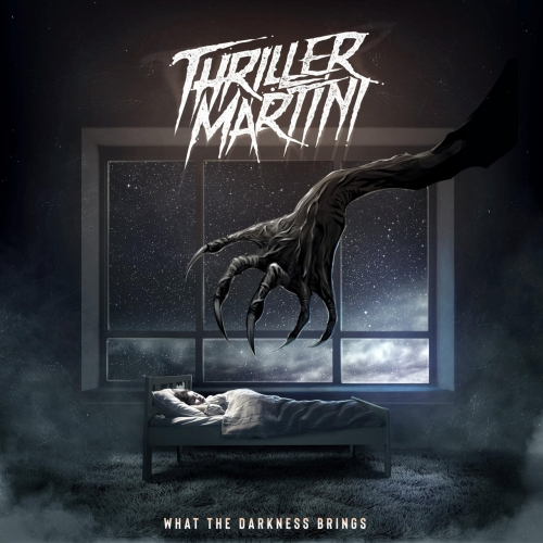 Thriller Martini - What the Darkness Brings (2019)