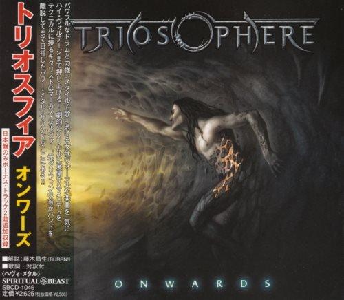 Triosphere - Оnwаrds [Jараnеsе Еditiоn] (2006)