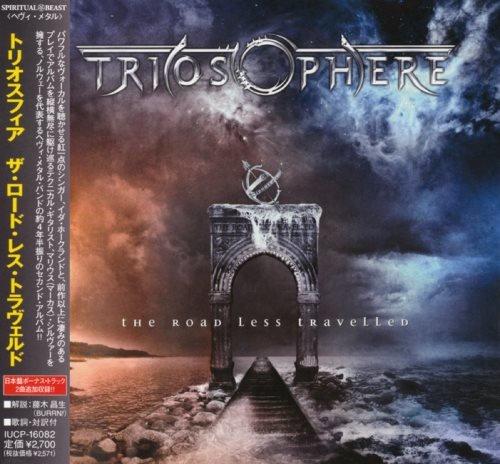 Triosphere - Тhе Rоаd Lеss Тrаvеllеd [Jараnеsе Еditiоn] (2010)