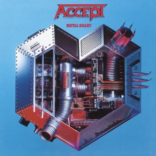 Accept - Меtаl Неаrt (1985) [2002]