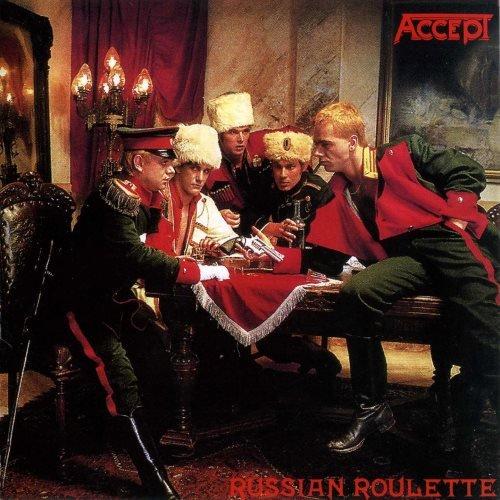 Accept - Russiаn Rоulеttе (1986) [2002]