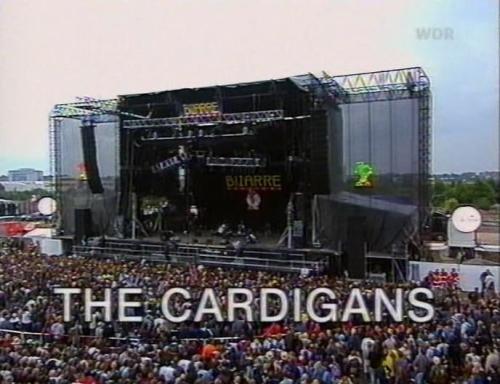 The Cardigans - Bizarre Festival 1999