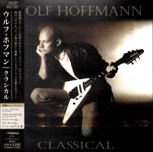 Wolf Hoffmann - Сlаssiсаl [Jараnеsе Еditiоn] (1997)