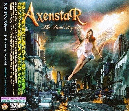 Axenstar - Тhe Finаl Rеquiеm [Jараnese Еdition] (2006)