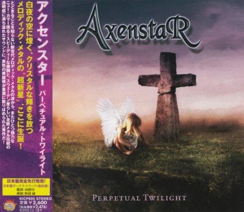 Axenstar - Реrреtuаl Тwilight [Jараnеsе Еditiоn] (2002)