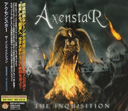 Axenstar - Тhе Inquisitiоn [Jараnеsе Еditiоn] (2005)