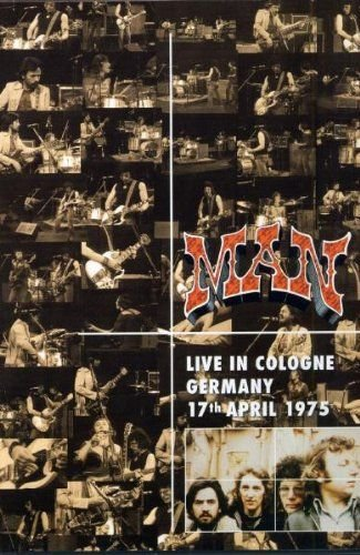 Man - Live in Cologne Germany 1975