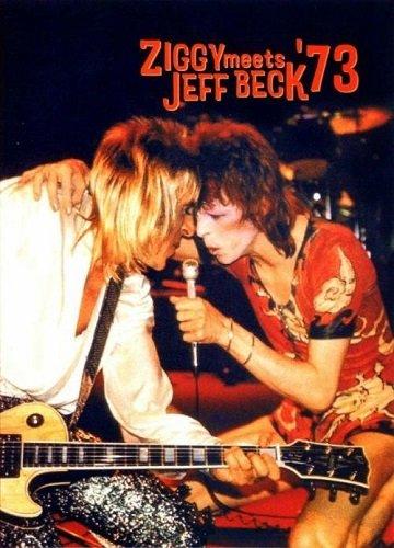 David Bowie - Ziggy Meets Jeff Beck 1973 (2003)