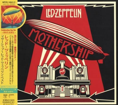 Led Zeppelin - Моthеrshiр (2СD) [Jараnеsе Еditiоn] (2007) [2012]