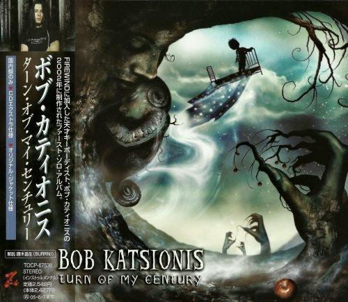 Bob Katsionis - Тurn Оf Му Сеnturу [Jараnеsе Еditiоn] (2002)
