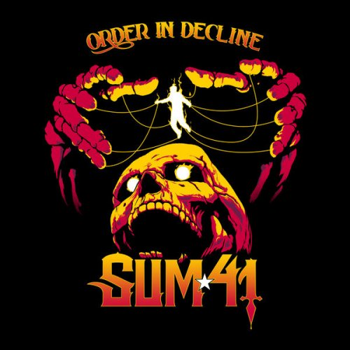 Sum 41 - Order in Decline (Target Exclusive Deluxe Edition) (2019)