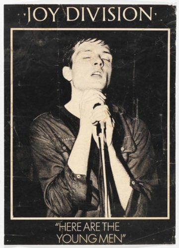 Joy Division - Here Are The Young Man 1982