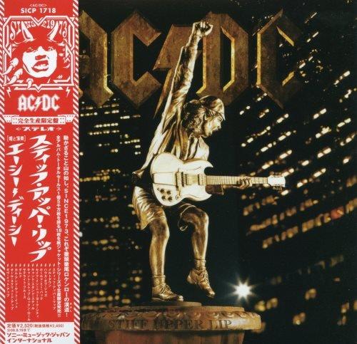 AC/DC - Stiff Uрреr Liр [Jараnеsе Еditiоn] (2000)