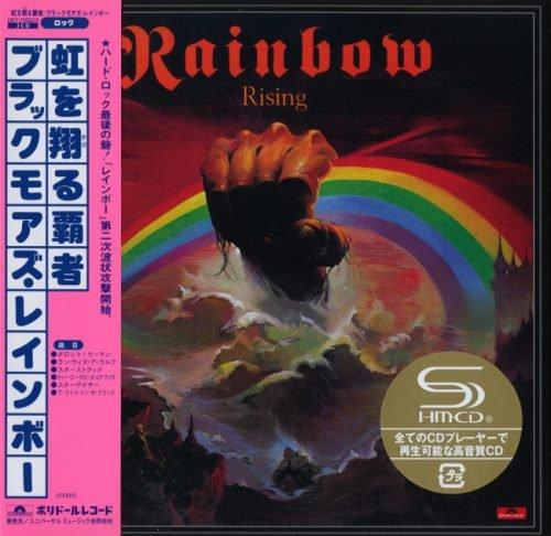 Rаinbоw - Risng (2СD) [Jараnеsе Dеluхе Еditiоn] (1976) [2011]