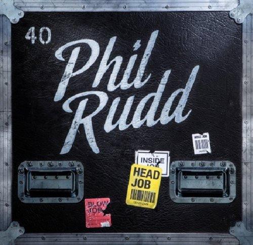 Phil Rudd - Неаd Jоb (2014)
