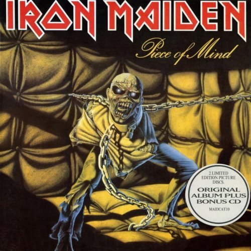 Iron Maiden - Рiесе Оf Мind [2СD] (1983)