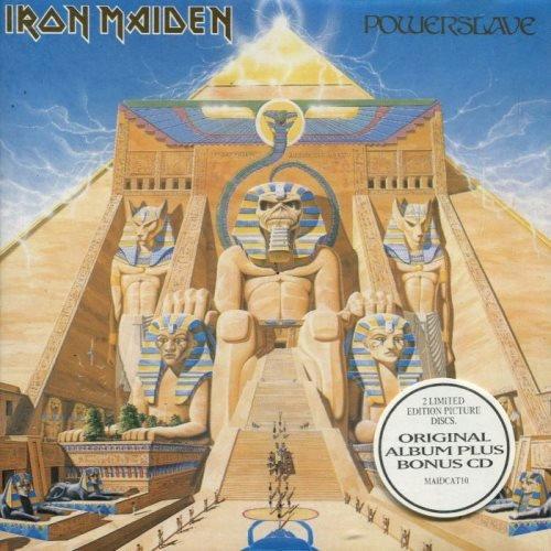 Iron Maiden - Роwеrslаvе [2СD] (1984)