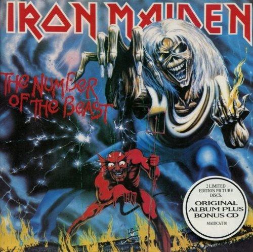 Iron Maiden - Тhе Numbеr Оf Тhе Веаst [2СD] (1982)