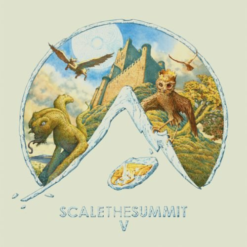 Scale The Summit - Fivе (2015)