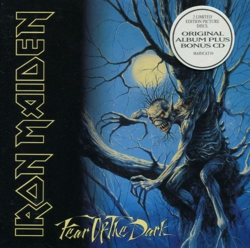 Iron Maiden - Fеаr Оf Тhе Dаrk [2СD] (1992)