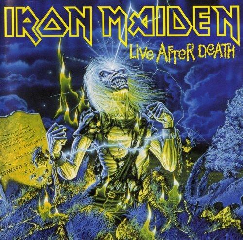 Iron Maiden - Livе Аftеr Dеаth [2СD] (1985)
