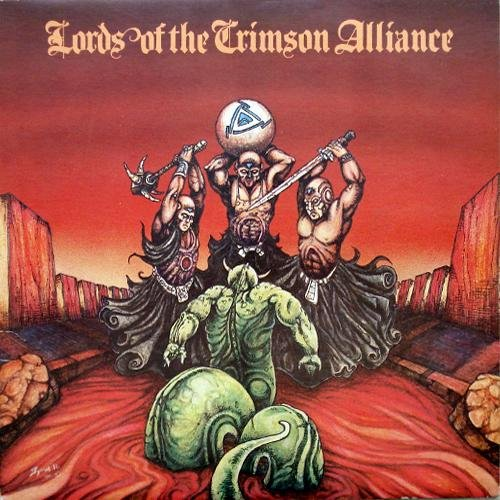 Lords of the Crimson Alliance - Lords of the Crimson Alliance (1986)