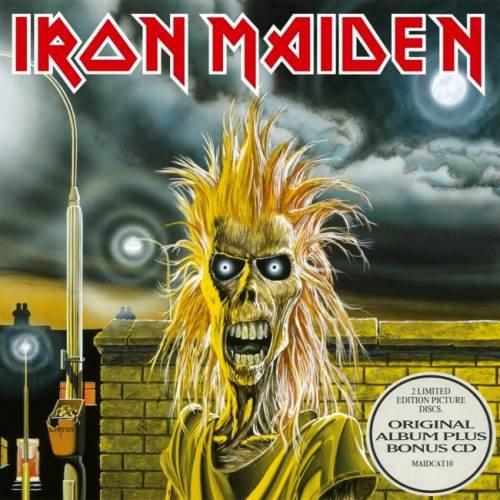 Iron Maiden - Irоn Маidеn [2СD] (1980)