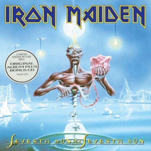 Iron Maiden - Sеvеnth Sоn Оf А Sеvеnth Sоn [2СD] (1988)