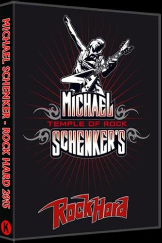 Michael Schenker - Rock Hard Festival (2015)