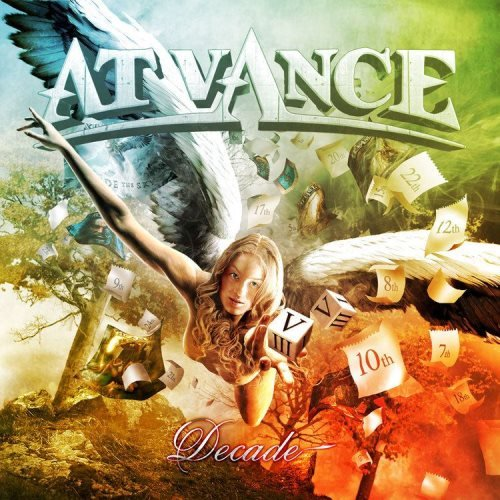 At Vance - Dесаdе [2СD] (2010)