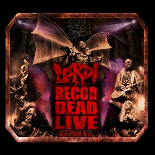Recordead Live - Sextourcism In Z7 | Lordi CD | EMP